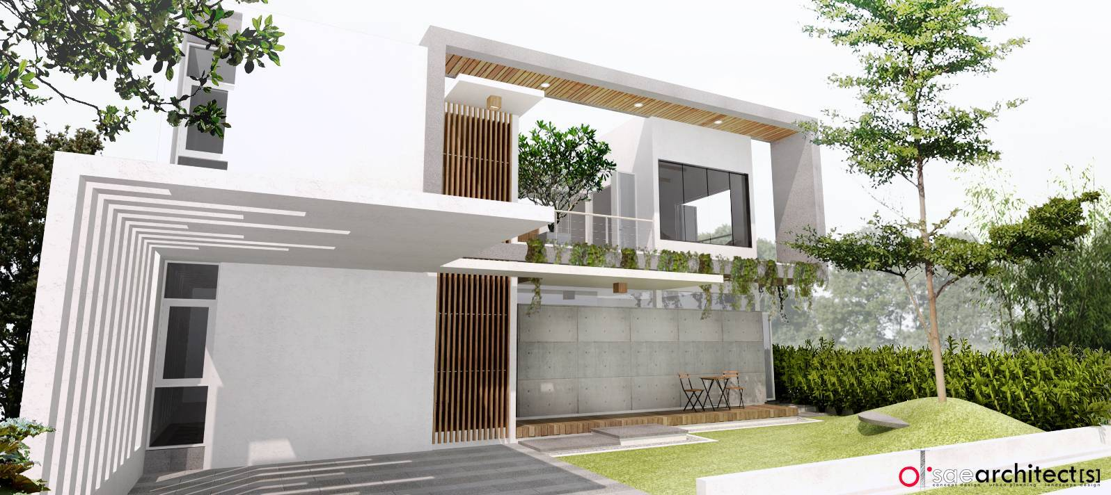 Tito Renarto M. Verdant View House At Bsd Tangerang  Tangerang  Front View   2024