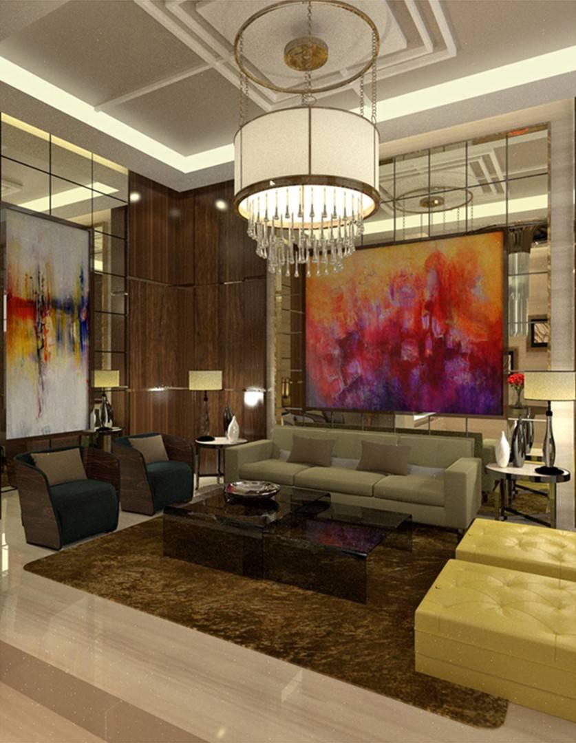Tms Creative Sunter Residence Sunter Agung Jakarta Jakarta Guest Room Modern  2129