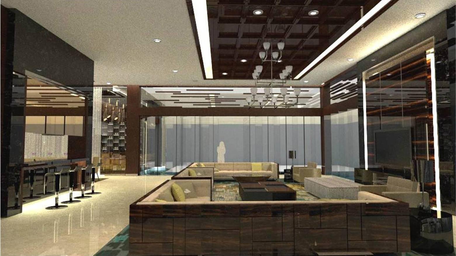 Tms Creative Sunter Residence Sunter Agung Jakarta Jakarta Living Room Modern  2132