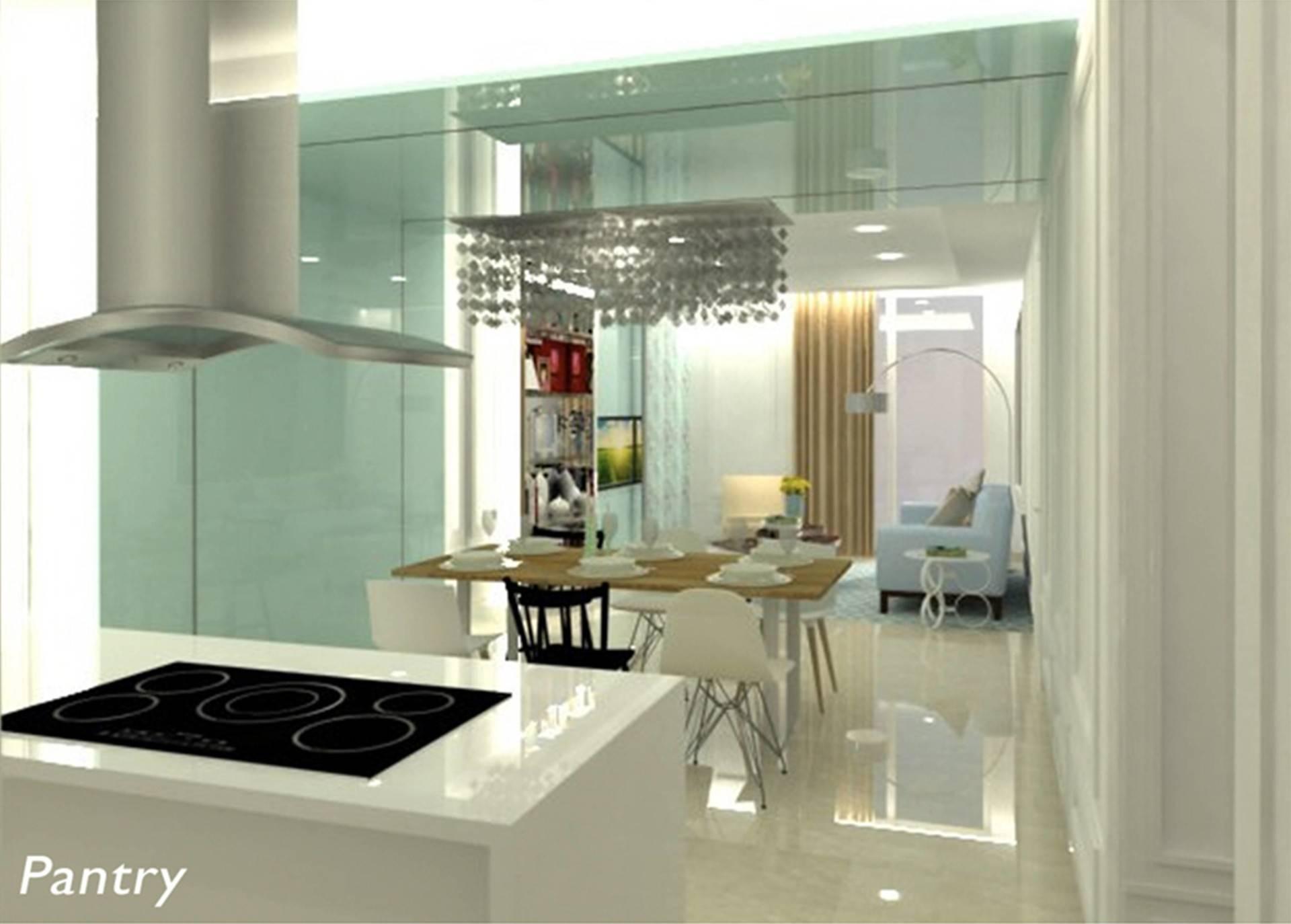 Tms Creative Pakubuwono House Jakarta Jakarta Dining Room Modern  2153