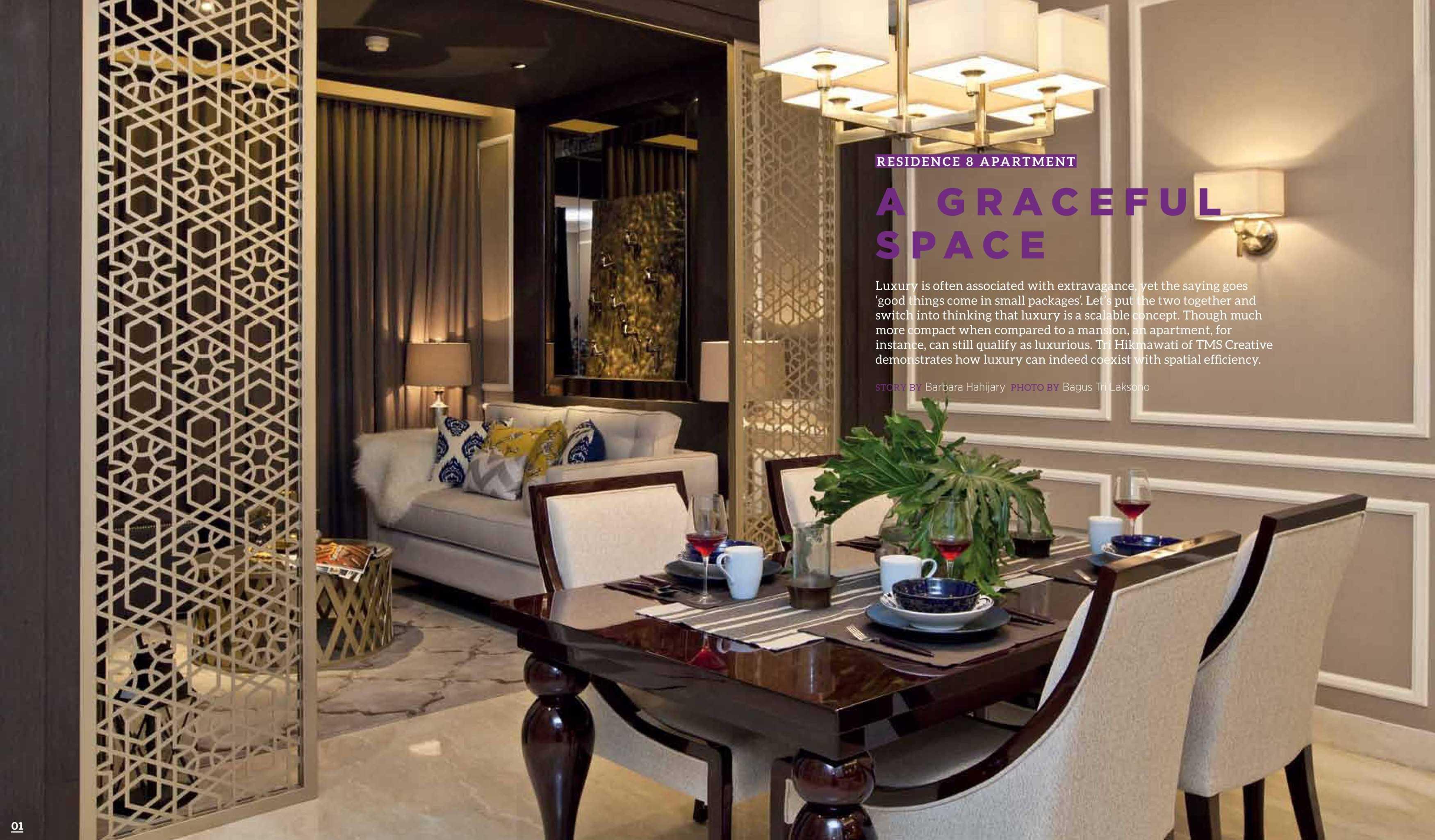 Tms Creative Residence 8 - T2 Senopati Raya No. 88 South Jakarta 12190 Senopati Raya No. 88 South Jakarta 12190 201606Id-Residence-8Final-1   41072