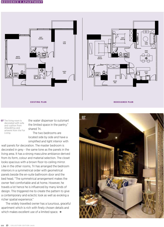 Tms Creative Residence 8 - T2 Senopati Raya No. 88 South Jakarta 12190 Senopati Raya No. 88 South Jakarta 12190 201606Id-Residence-8Final-3   41074