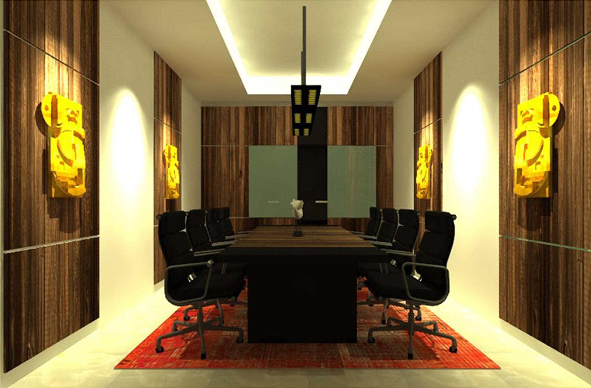 Tms Creative Pt Malaka Utama Office Jl. Cijagra, Buah Batu, Bandung Jl. Cijagra, Buah Batu, Bandung Meeting Room Modern  2175