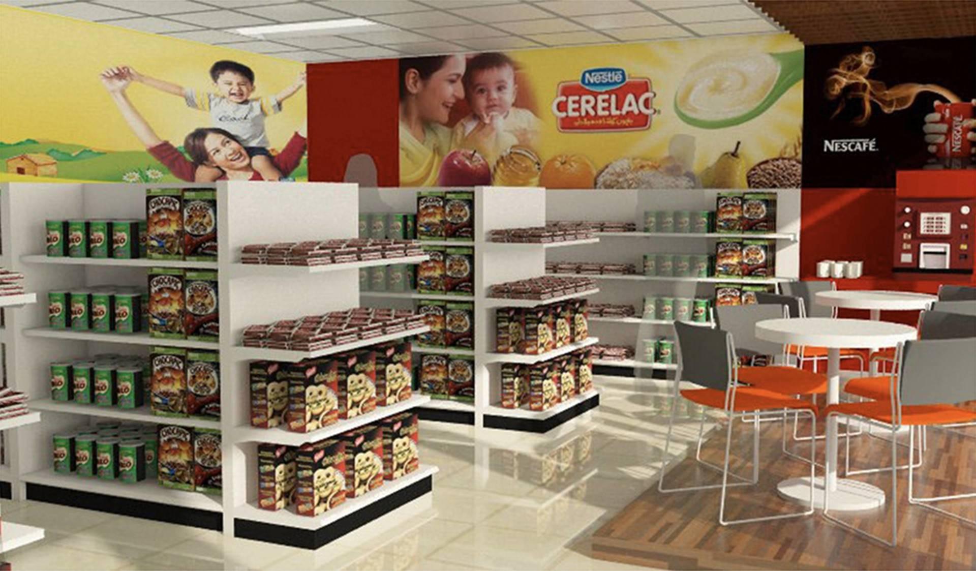 Tms Creative Nestle Karawang Factory  Karawang, West Java Karawang, West Java Store Modern  2190