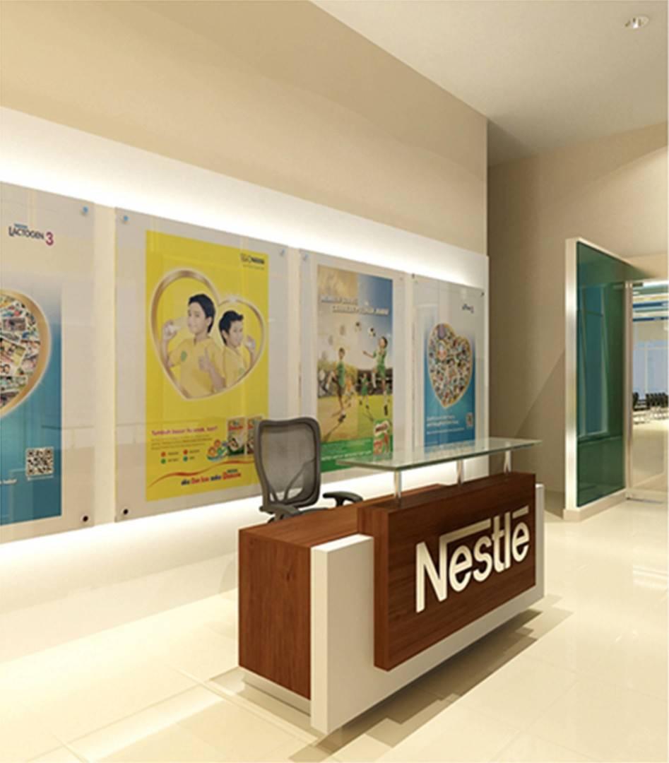 Tms Creative Nestle Karawang Factory  Karawang, West Java Karawang, West Java Reception Area Modern  2192