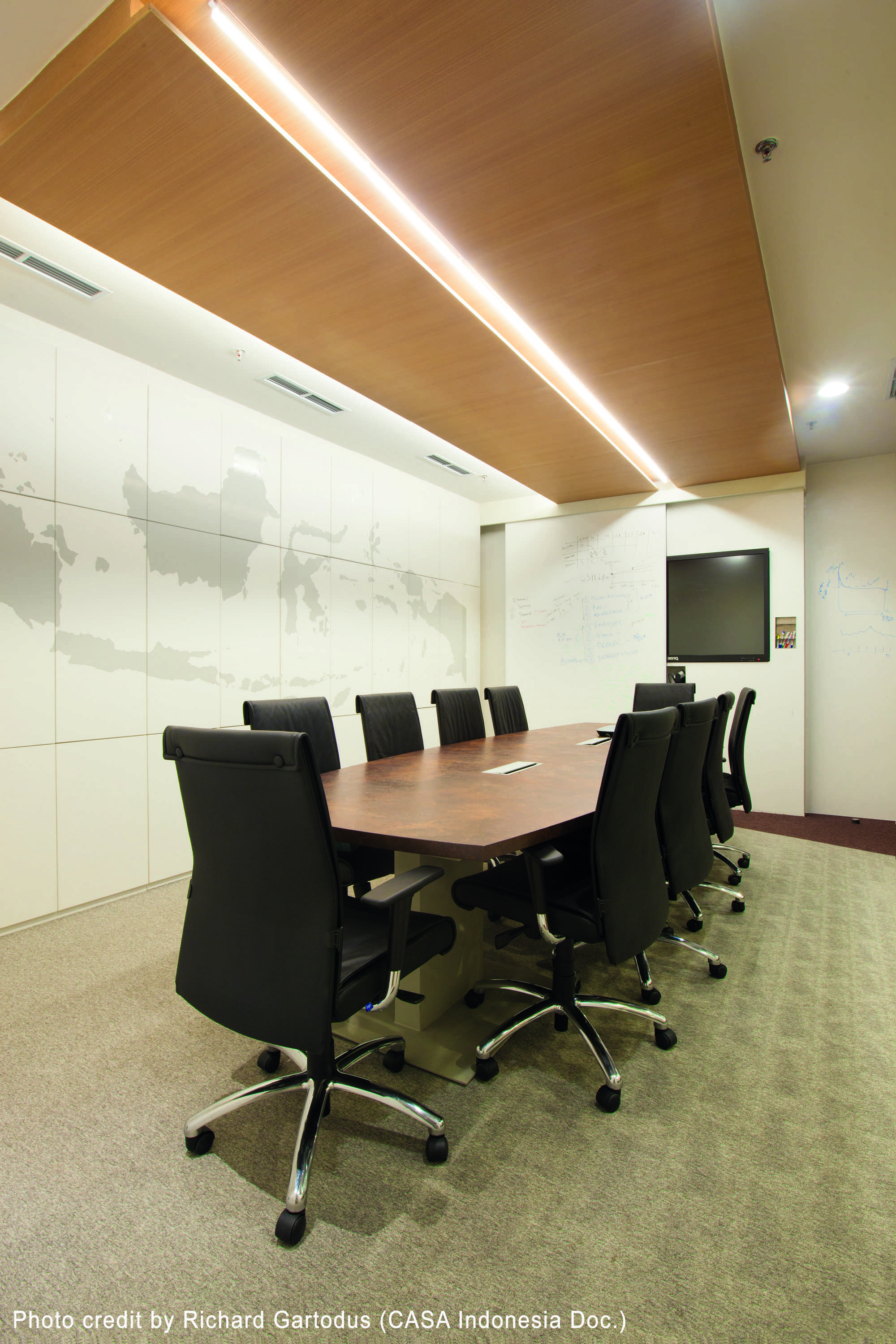 Tms Creative Pt Castlerock Consulting Office  Kebayoran Baru Jakarta Kebayoran Baru Jakarta Tms-Catlerock-05 Modern  39492