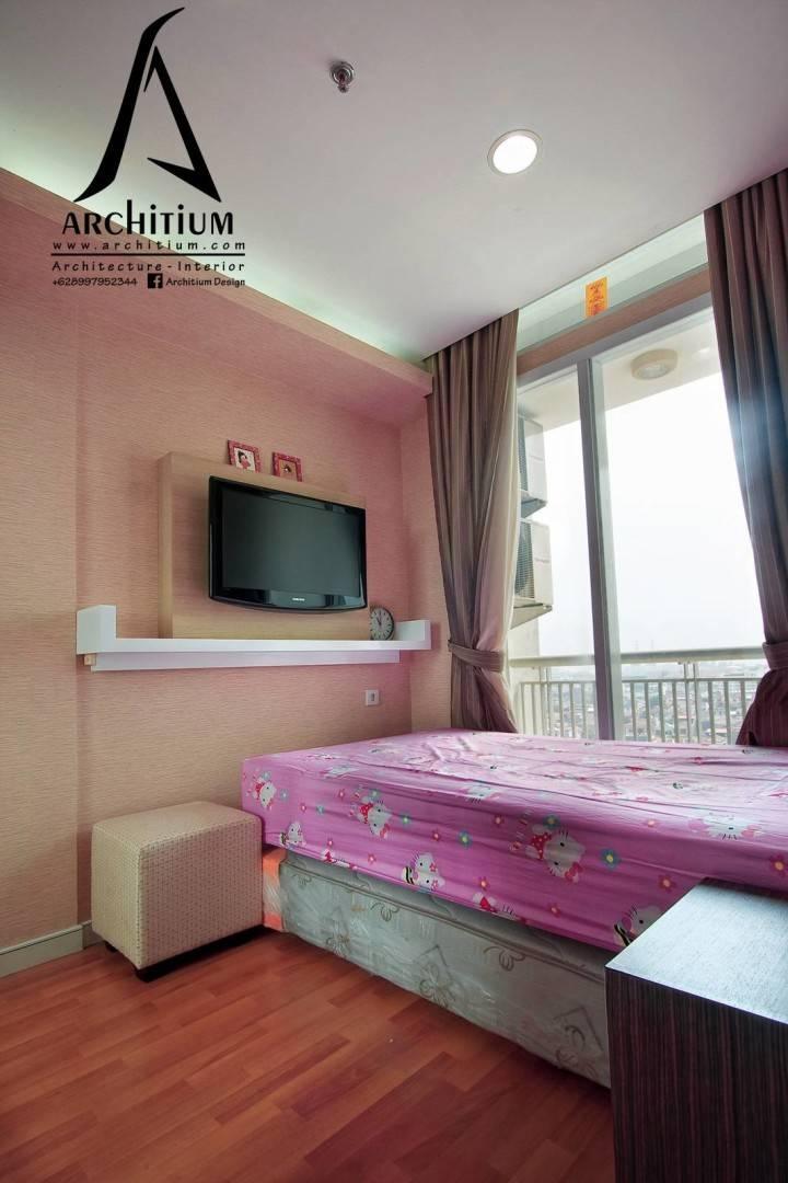 Architium Design Apartment At Pluit Jakarta Jakarta Apartment-Bedroom   2261