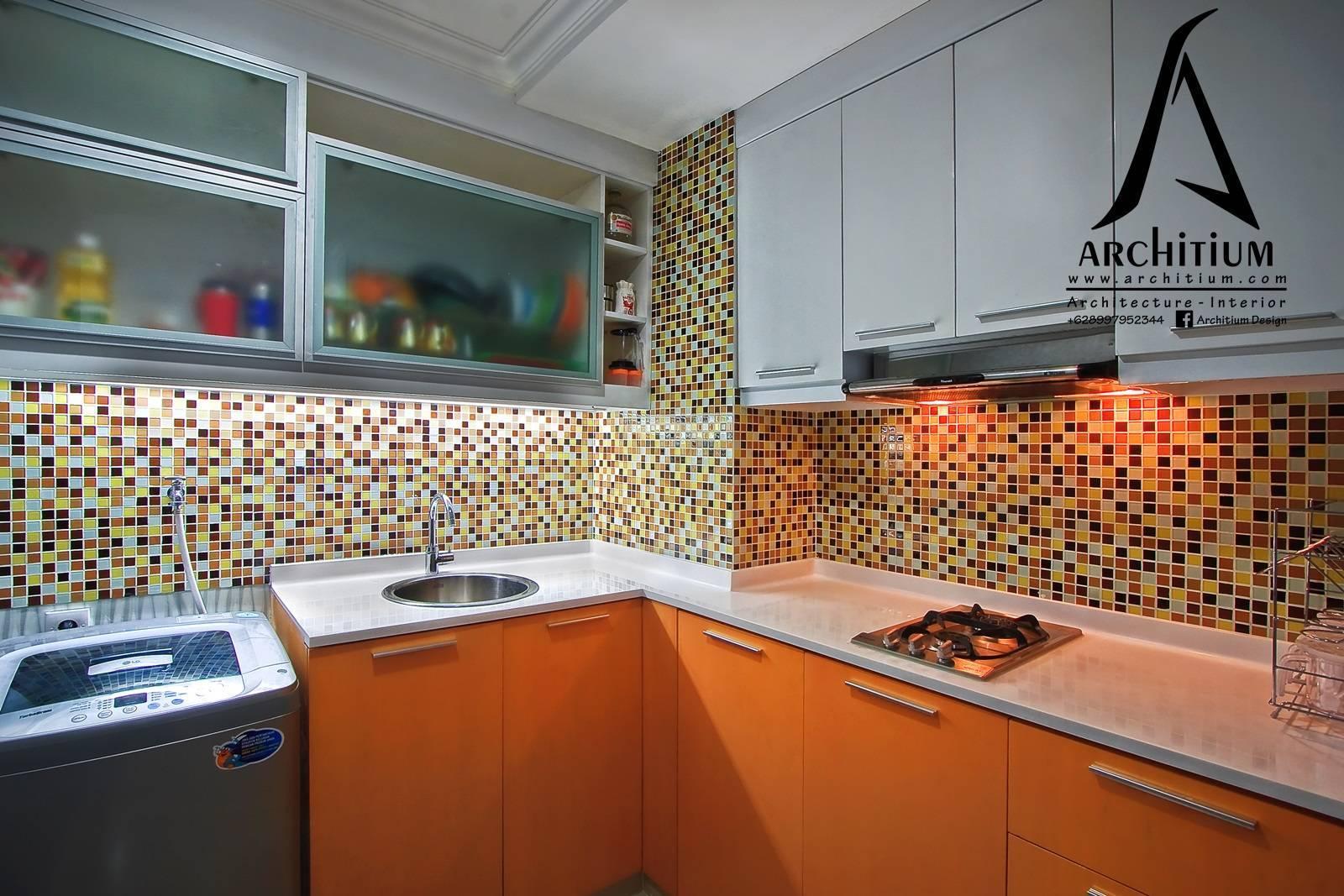 Architium Design Apartment At Pluit Jakarta Jakarta Apartment-Kitchen   2262