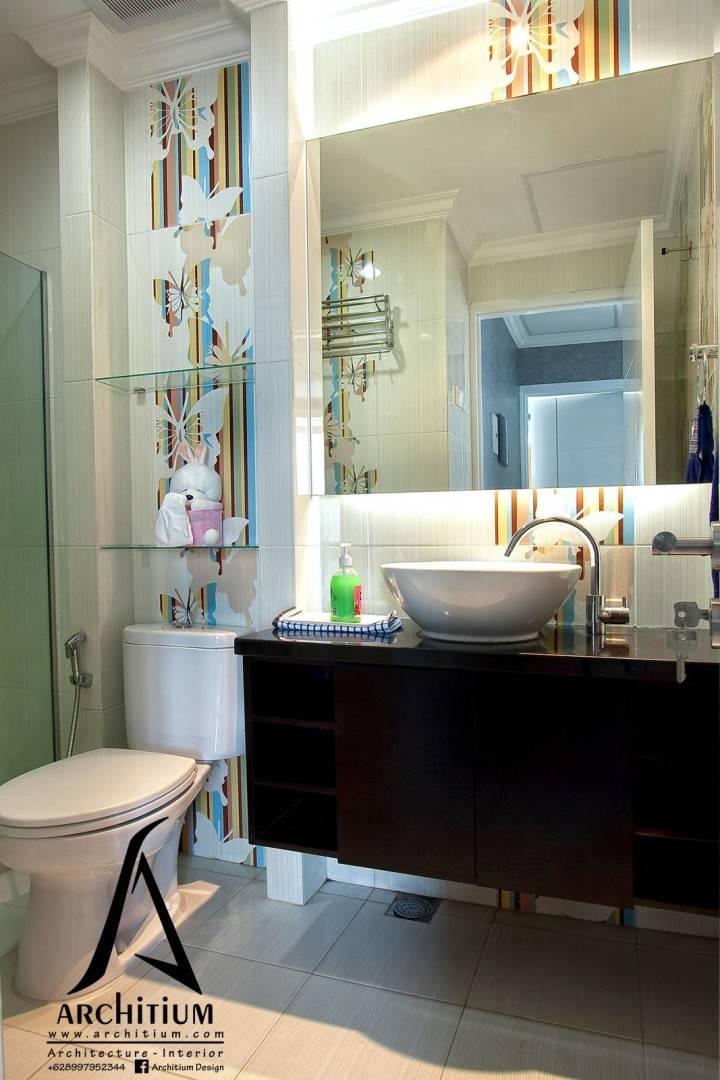 Architium Design Apartment At Pluit Jakarta Jakarta Apartment-Bathroom   2265