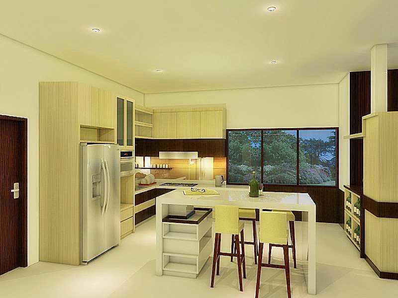 Pot Interior Hd House Tasikmalaya Tasikmalaya Kitchen-Set Modern  25518