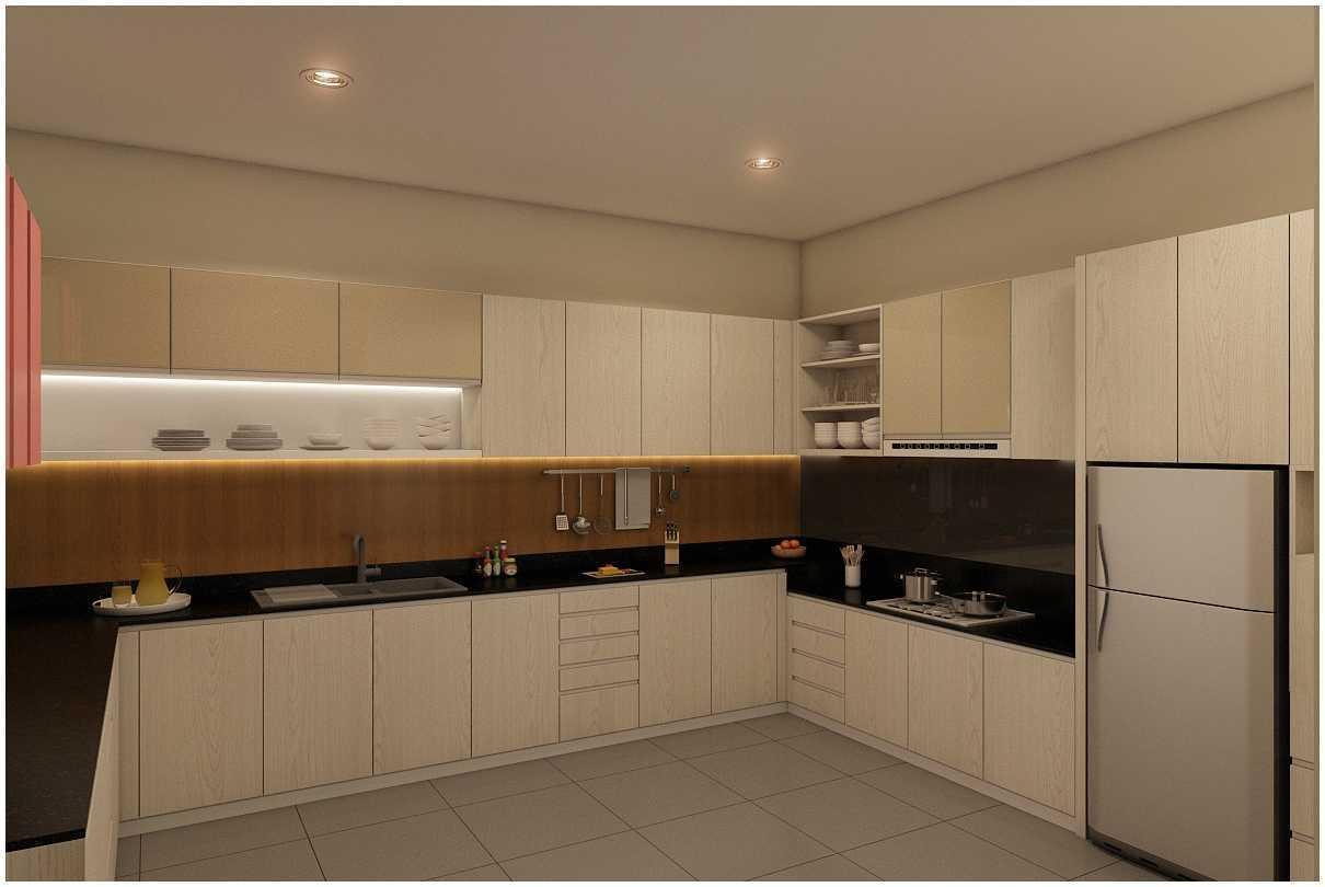 Pot Interior Wd House Manado Manado Id-R-007-Kitchenview-001   25523