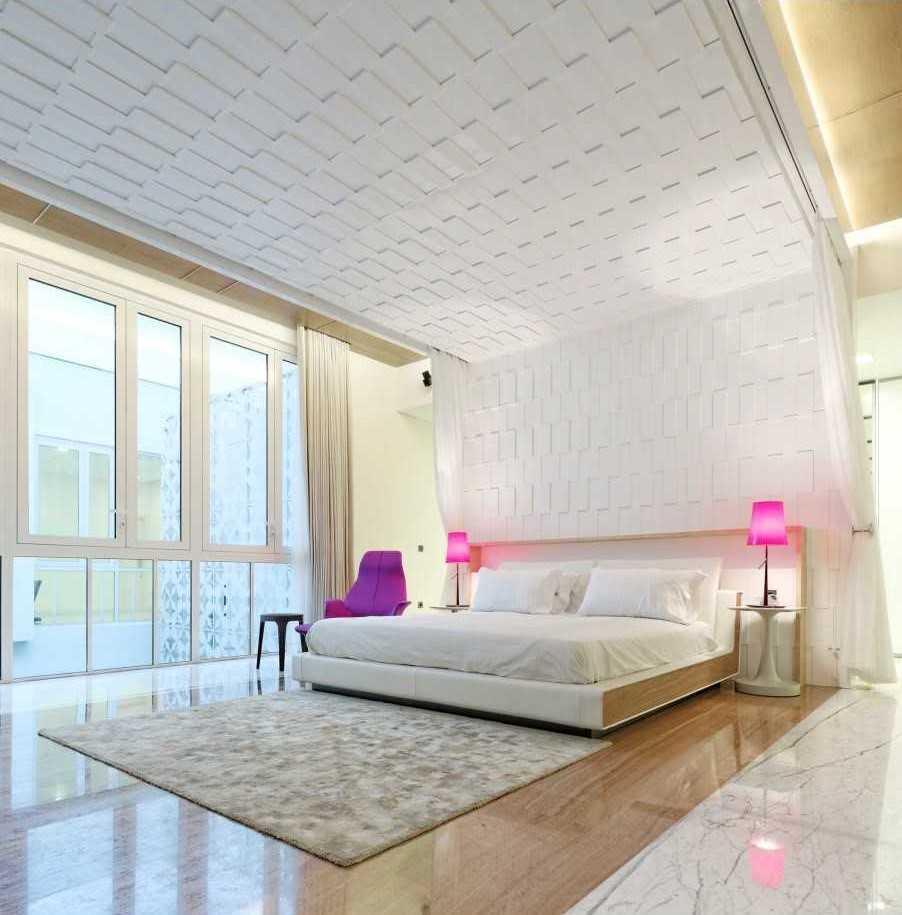 Atelier Cosmas Gozali Green Garden Residence West Jakarta West Jakarta Bedroom Kontemporer  31276