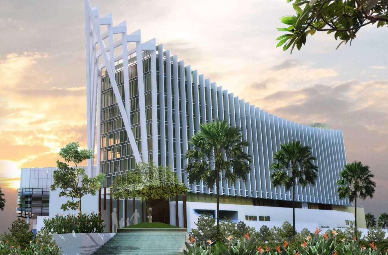 Atelier Cosmas Gozali Central Padang Promenade Padang Padang 3 Modern  31246