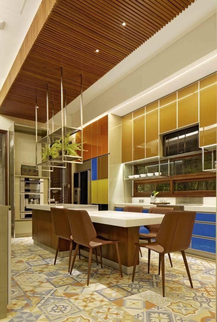Atelier Cosmas Gozali Denpasar Residence At Kuningan Jakarta, Indonesia Jakarta, Indonesia Kitchen & Dining Room   2288