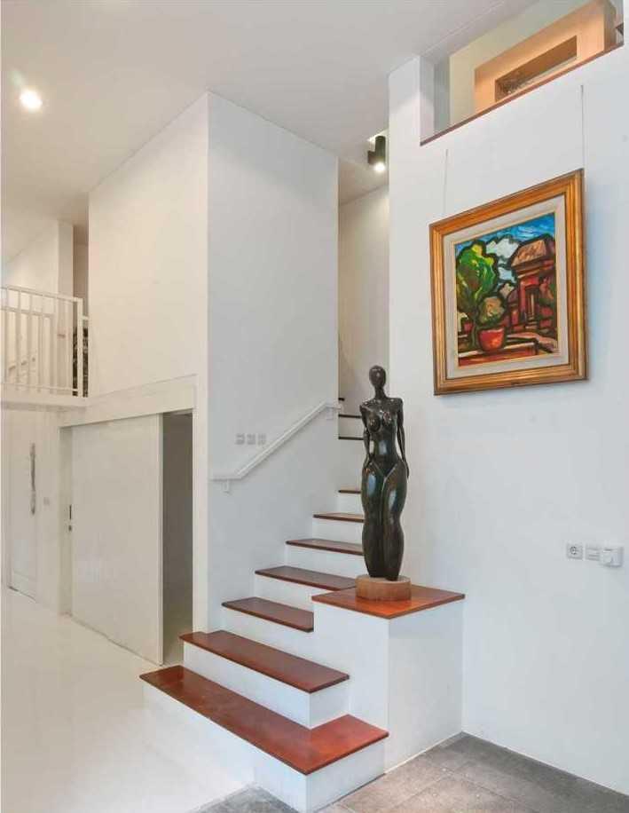 Atelier Cosmas Gozali Gallery House Pejompongan Pejompongan 6 Modern  31260
