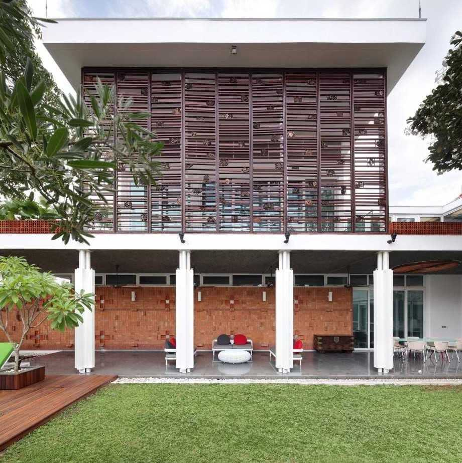 Atelier Cosmas Gozali Fusion House Menteng, Jakarta Menteng, Jakarta 2 Modern  31267
