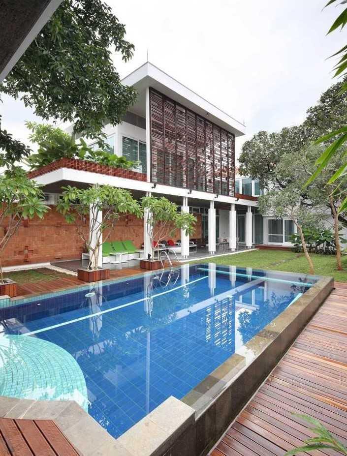 Atelier Cosmas Gozali Fusion House Menteng, Jakarta Menteng, Jakarta 4 Modern  31269