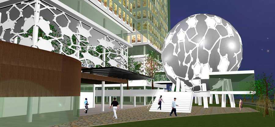Atelier Cosmas Gozali Dexa Medica Jakarta Jakarta Image4 Kontemporer  23625