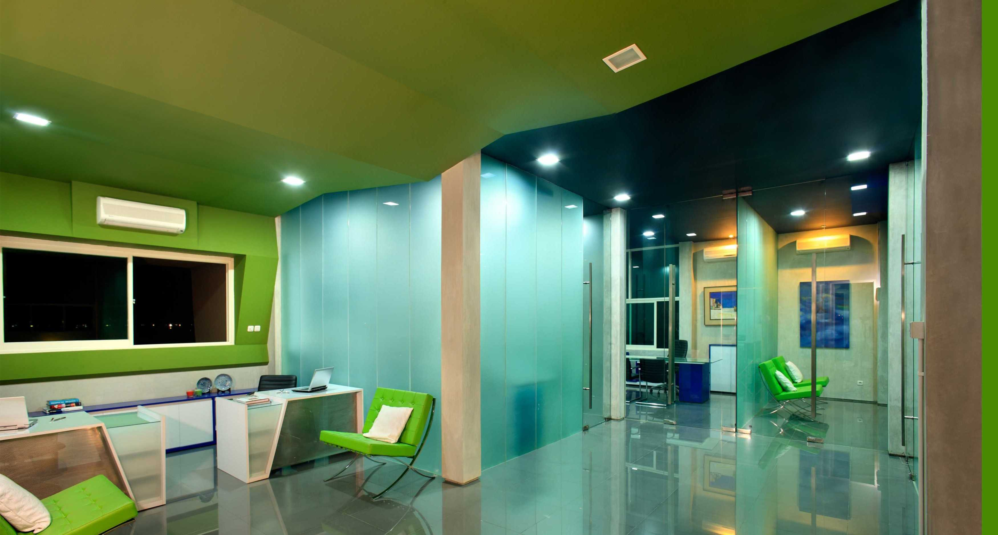 Atelier Cosmas Gozali Office At Kcn Jakarta Jakarta Working Area Modern  24688