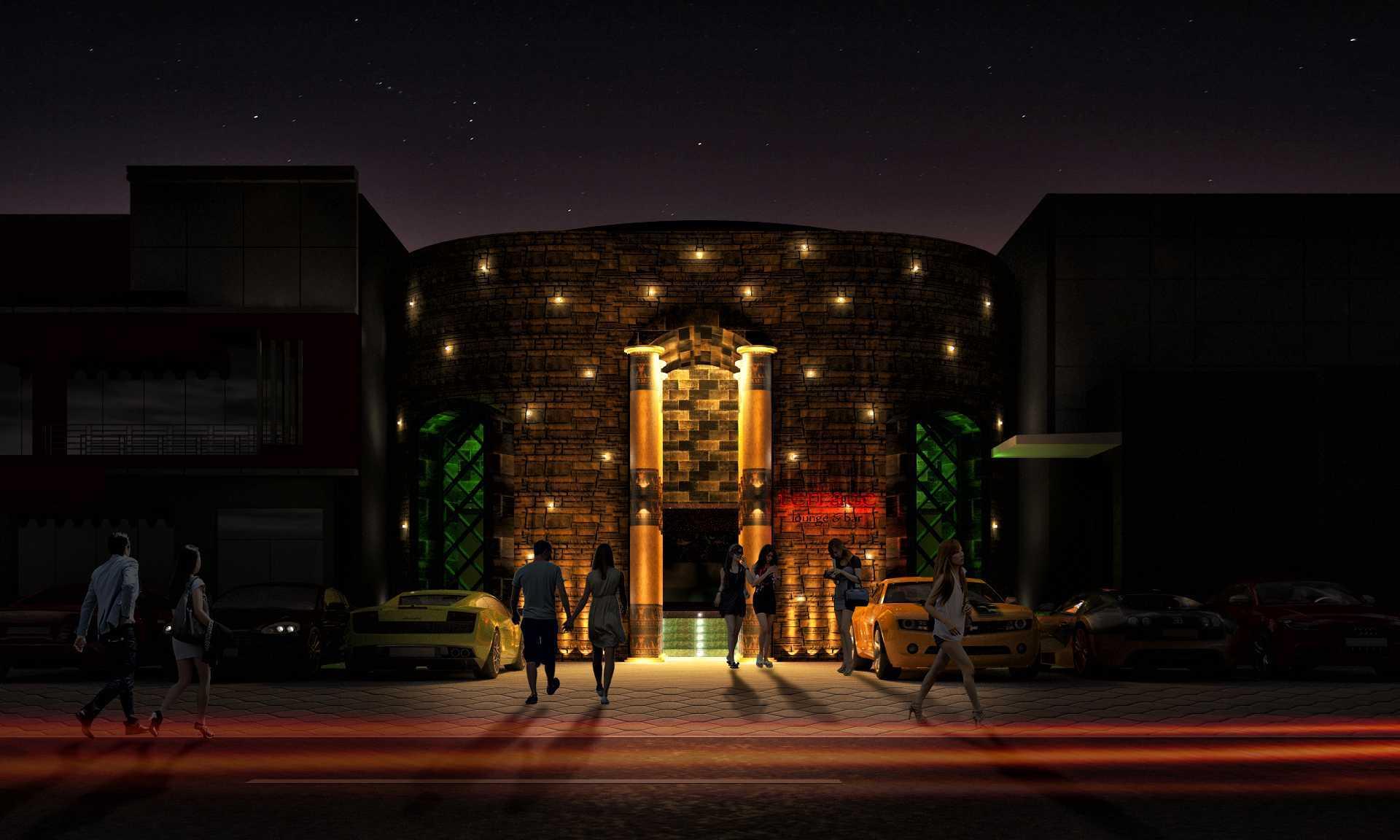 Khakimatta Architects Teracce Nightclub  Yogyakarta Yogyakarta Front View   21227