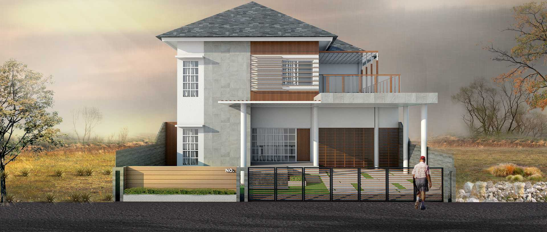 Future Architects Studio Mr. A House In Pontianak Pontianak, Indonesia Pontianak, Indonesia S1   29162