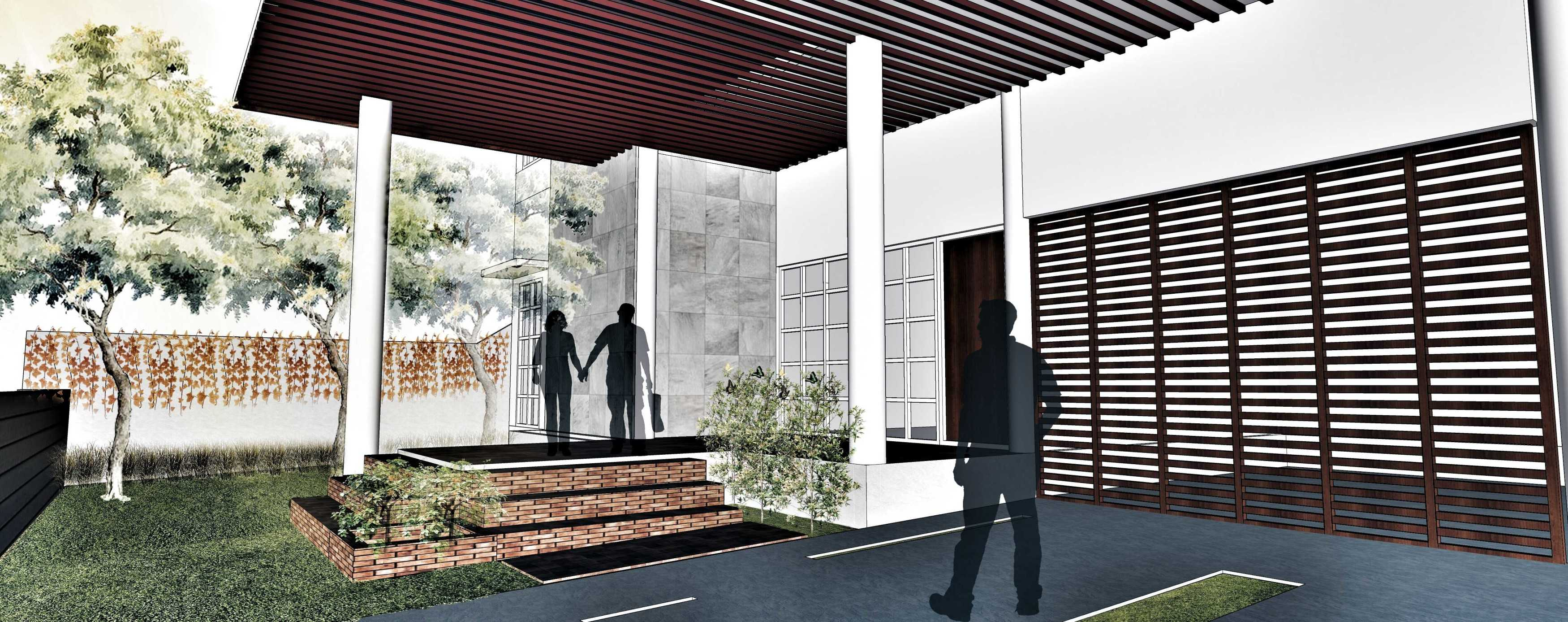 Future Architects Studio Mr. A House In Pontianak Pontianak, Indonesia Pontianak, Indonesia 2017-03-27-04   29310