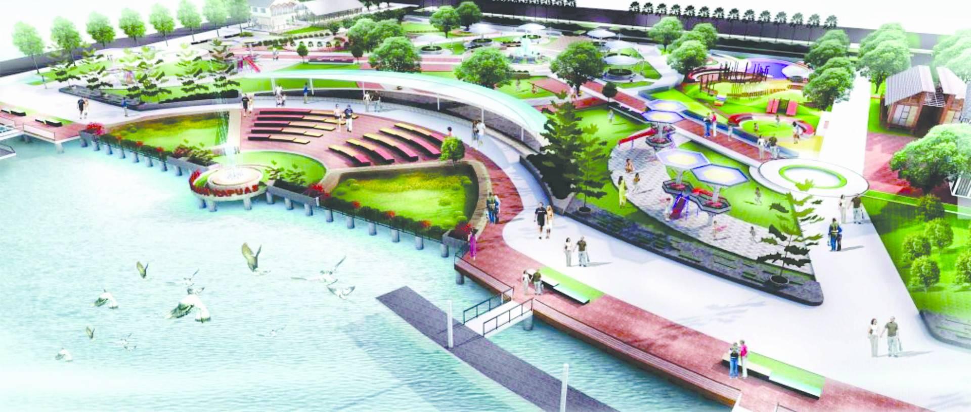 Future Architects Studio Taman Alun Kapuas In Pontianak Pontianak, Indonesia Pontianak, Indonesia Alun-Kapuas-03 Modern  3531
