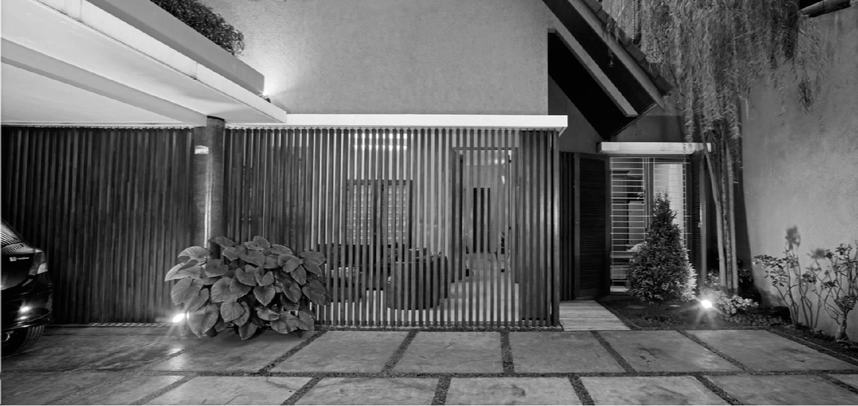 Atelier Prapanca House At Kebayoran Baru 2 Jakarta Jakarta Front View   1328