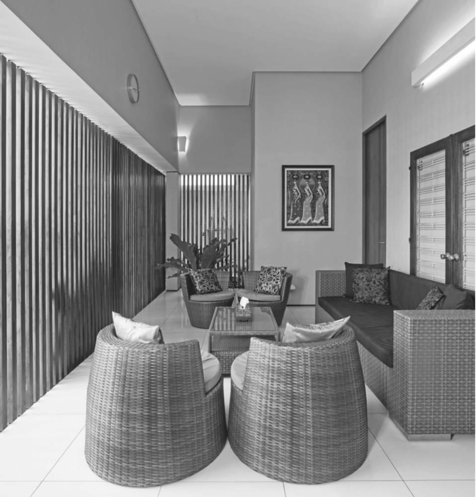 Atelier Prapanca House At Kebayoran Baru 2 Jakarta Jakarta Guest Area   1330