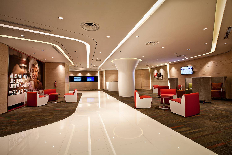 Ai Associates Office Interior Design Jakarta; Kuala Lumpur; Singapore; Japan Jakarta; Kuala Lumpur; Singapore; Japan Great-Eastern; Singapore   2395