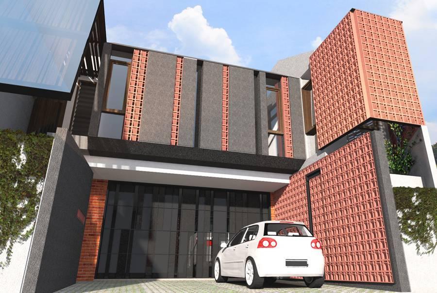Phidias Indonesia Kebon Jeruk House West Jakarta, Indonesia West Jakarta, Indonesia Front View   4044