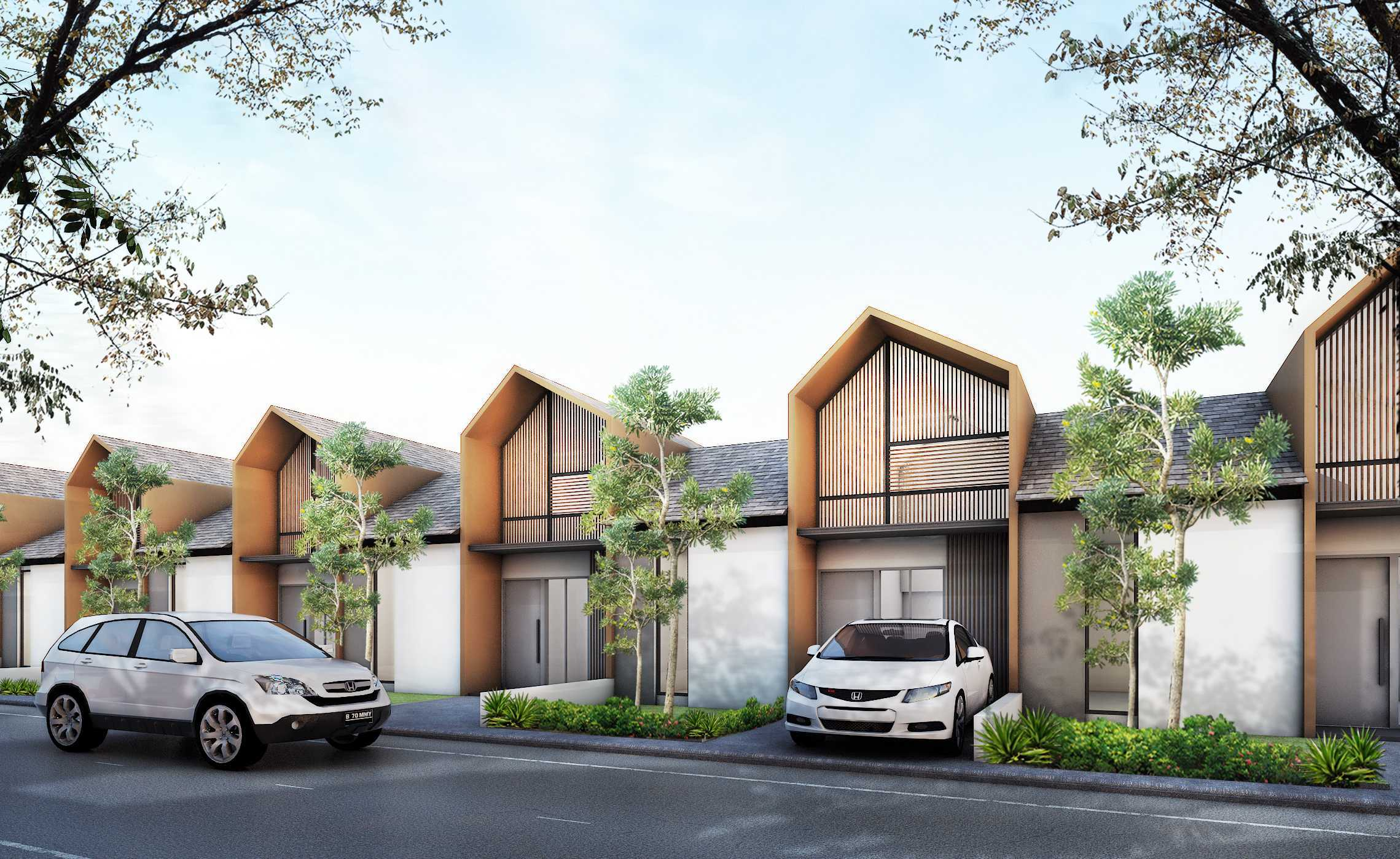 Alien Design Consultant Seroja Residential Development Bekasi Bekasi 36X72 Eksterior Modern  8371