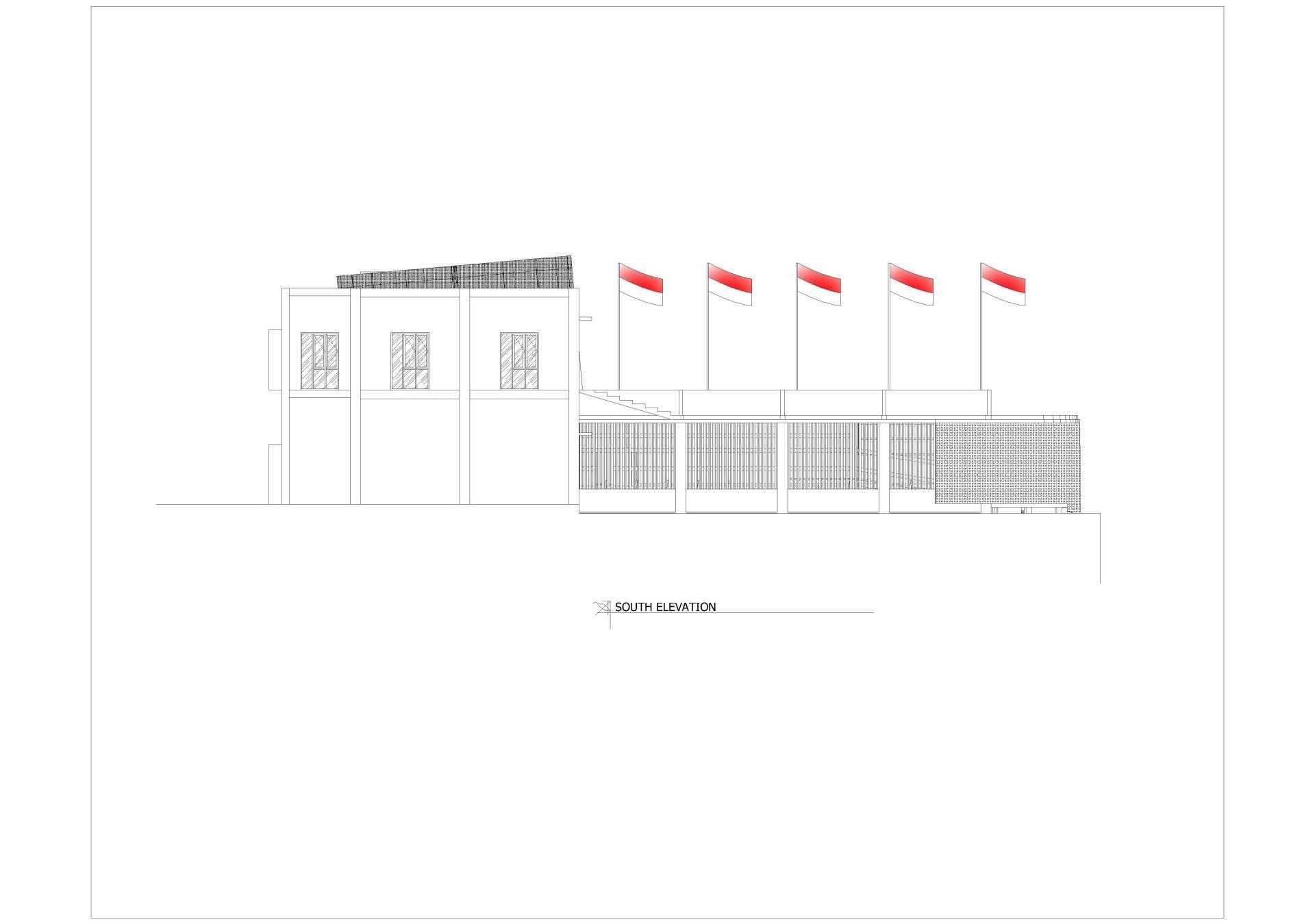 Haris Wibisono, Iai Veteran Memorial Building At Kota Batu Malang, East Java, Indonesia Malang, East Java, Indonesia E-South   2514