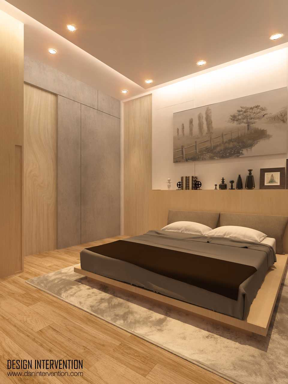 Design Intervention K House Kebayoran Kebayoran Bedroom   13987
