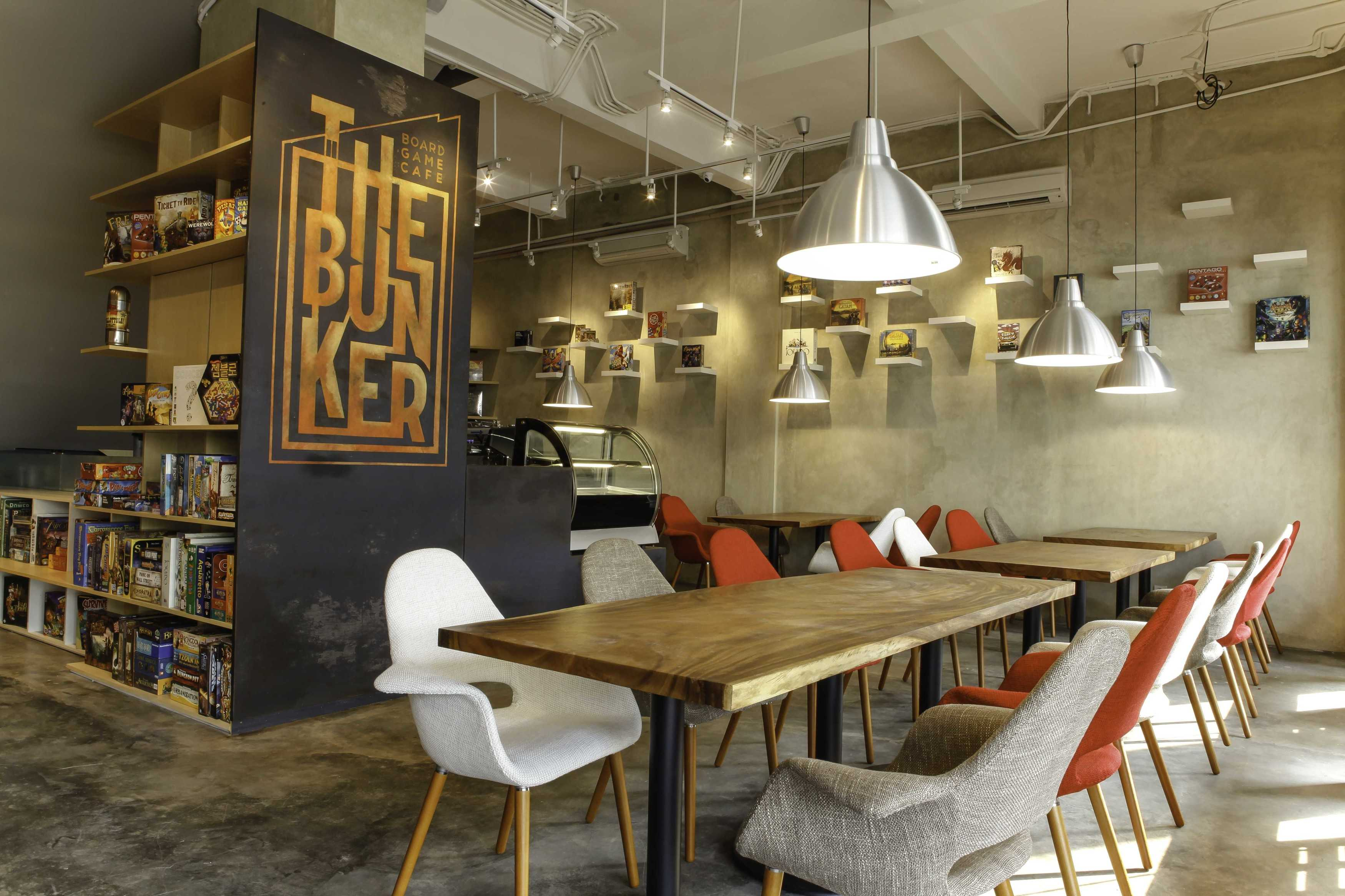 Design Intervention The Bunker Gading Serpong Gading Serpong Seating Area   14003