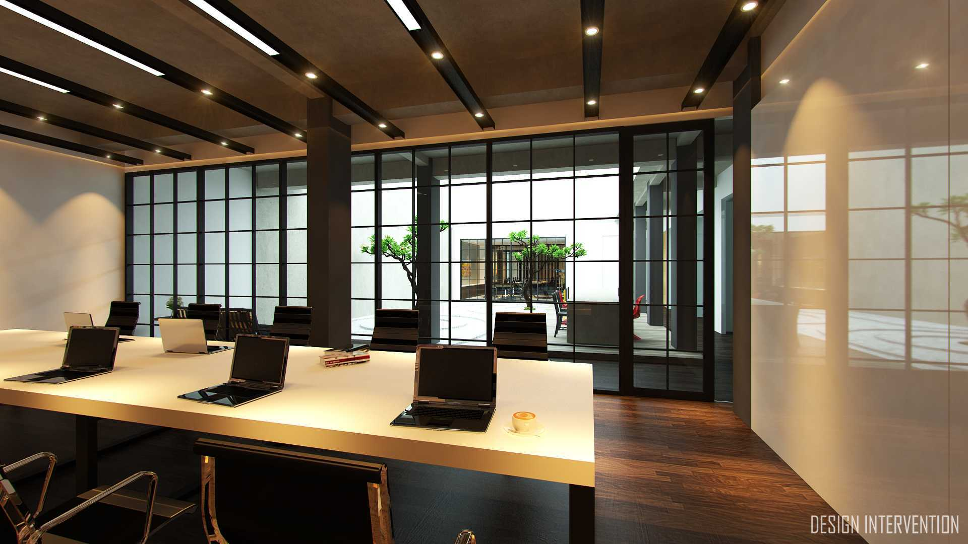 Design Intervention Wh Office Wahid Hasyim, Jakarta Wahid Hasyim, Jakarta Oil-Gas-Working-Area-View   14066