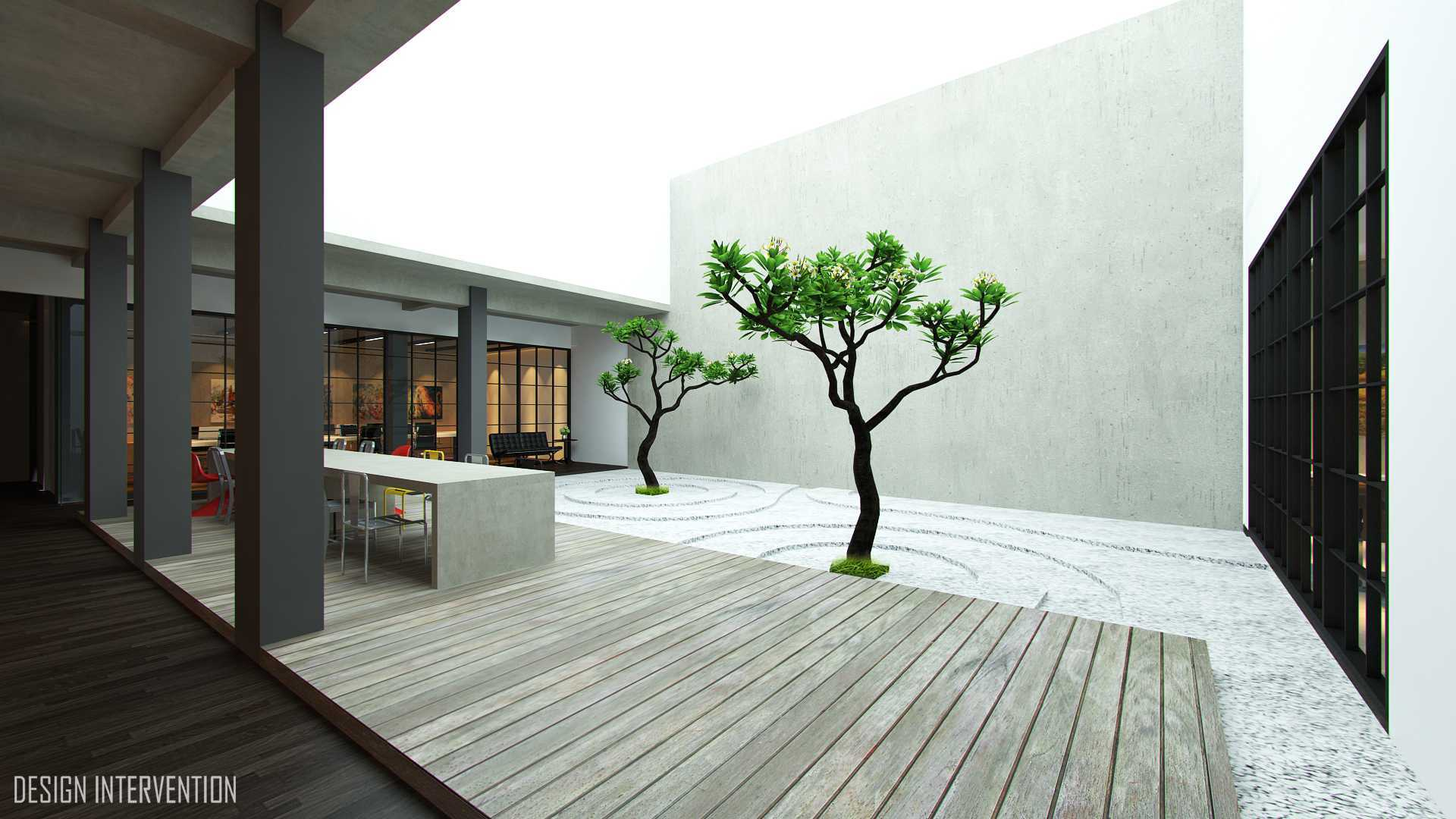 Design Intervention Wh Office Wahid Hasyim, Jakarta Wahid Hasyim, Jakarta Outdoor-Deck-View   14070