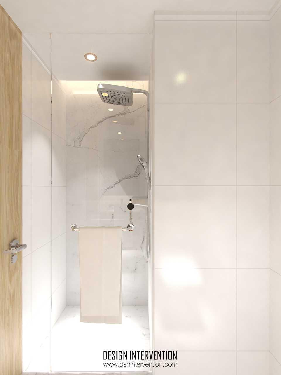 Design Intervention Pk Apartment Puri Kasablanka Apartment Puri Kasablanka Apartment Bathroom-View Skandinavia  14971