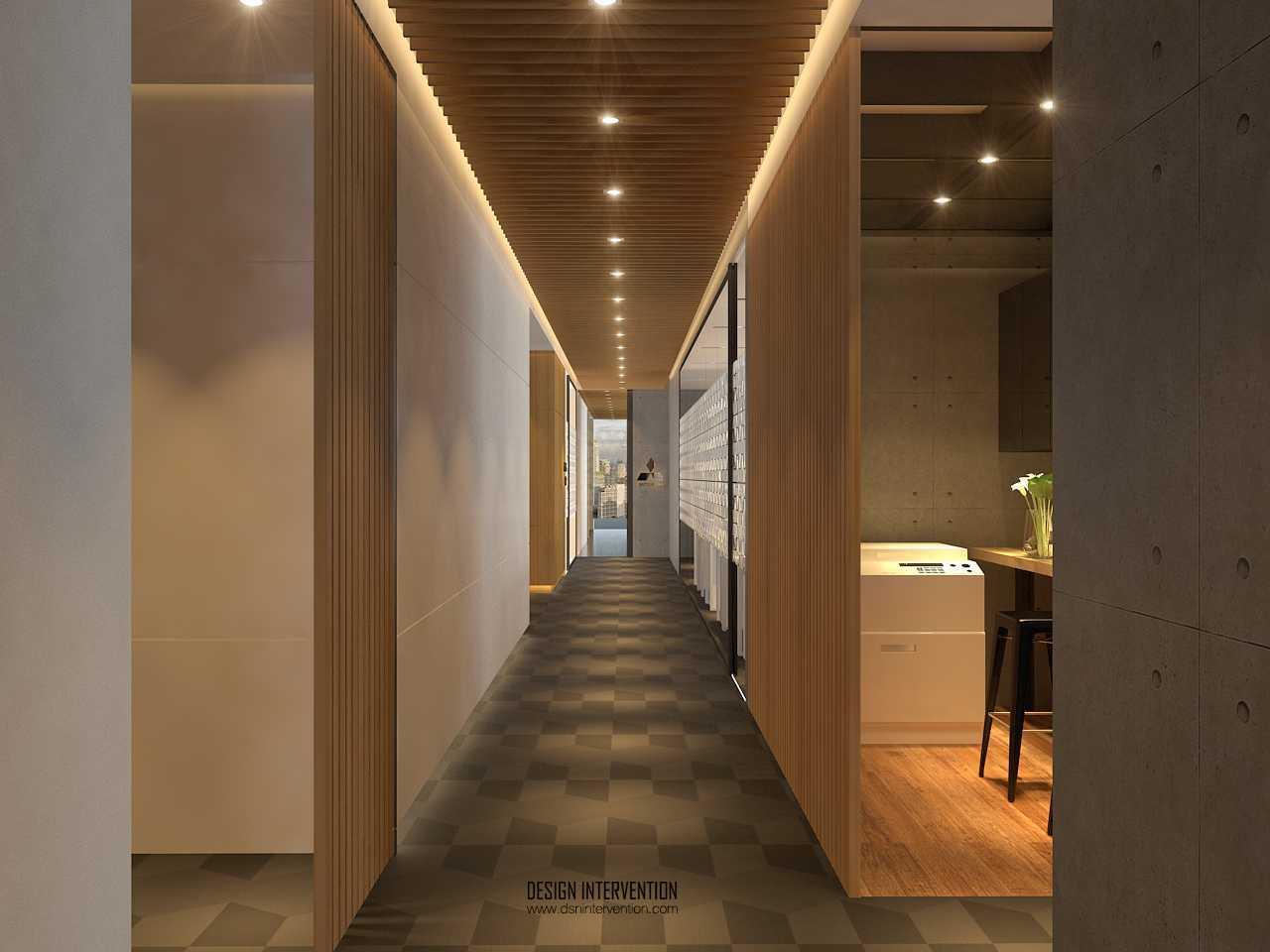 Design Intervention Mitsubishi Hq Office Tebet Tebet Corridor   14978