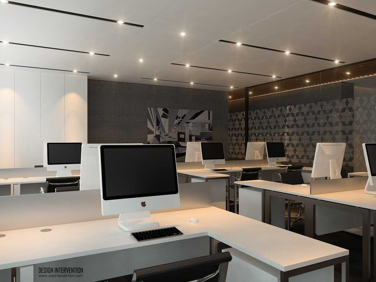 Design Intervention Mitsubishi Hq Office Tebet Tebet General-Working-Area-View-2   14980