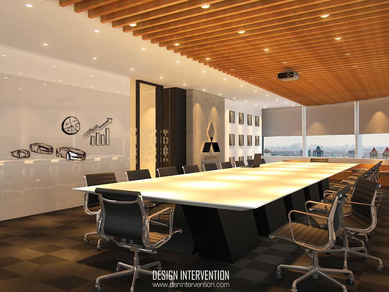 Design Intervention Mitsubishi Hq Office Tebet Tebet Meeting-Room-View   14981