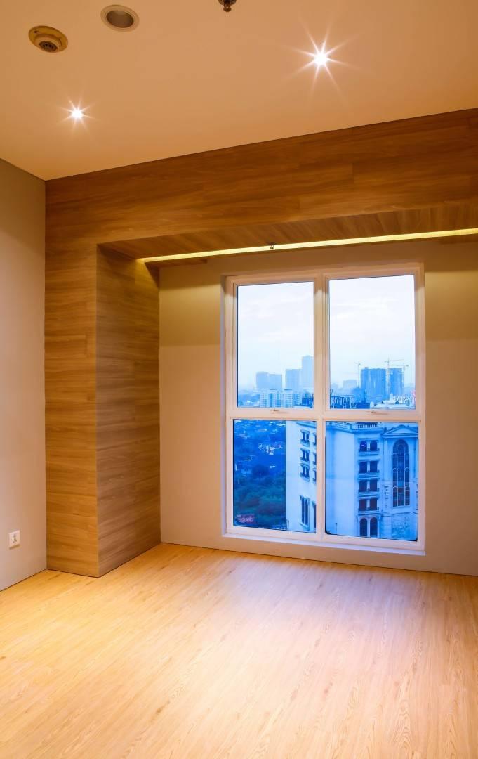 Design Intervention Pavilion Apartment At Kh Mas Mansyur Jakarta Jakarta Bedroom Minimalis,modern,industrial,glass  2592