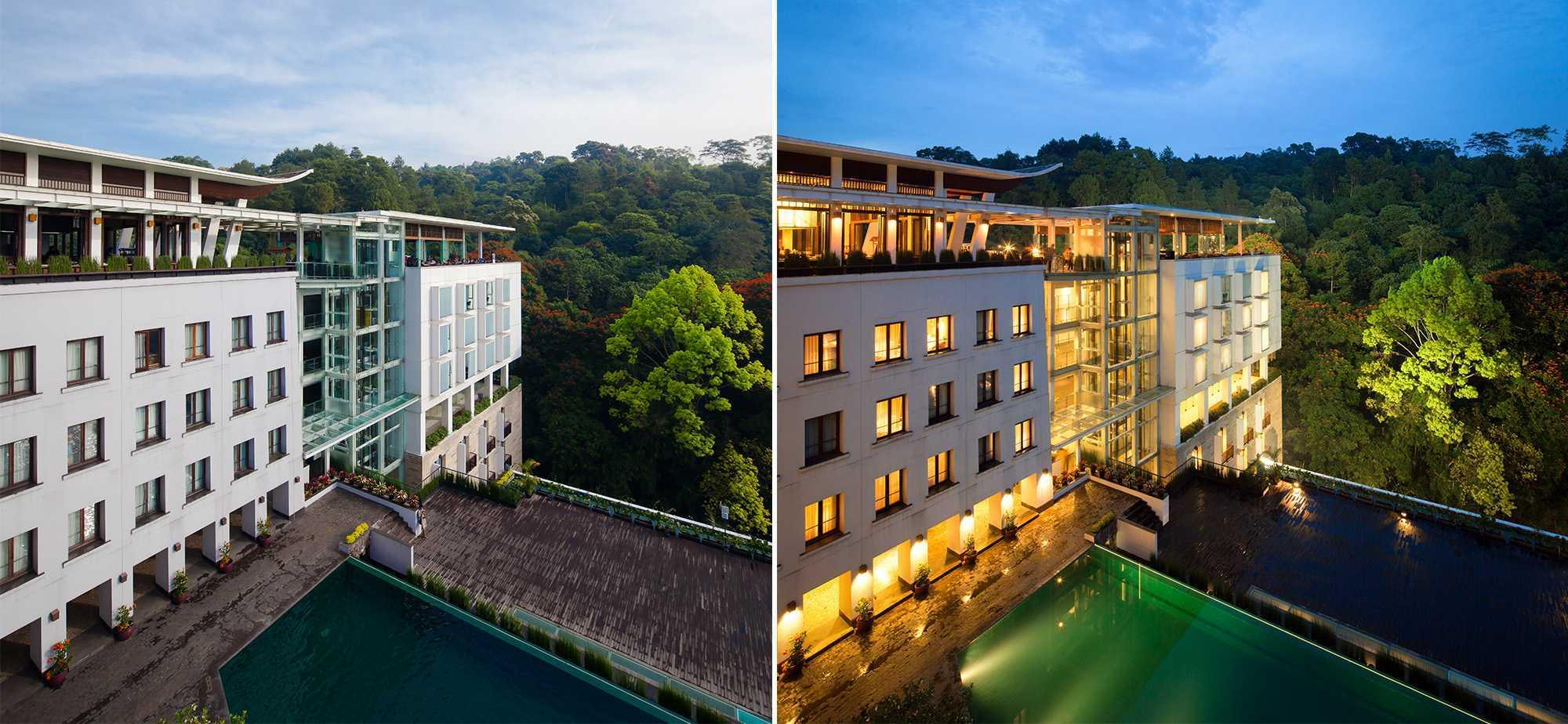 Enviro Tec Padma Hotel Bandung Bandung Bandung Exterior View Modern  14680