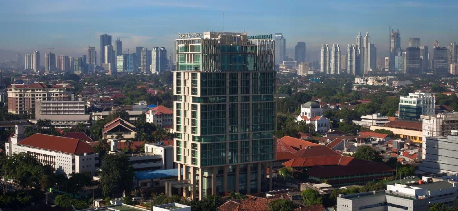 Enviro Tec Fraser Residence Menteng Jakarta Jakarta Bird Eye View Modern  14698
