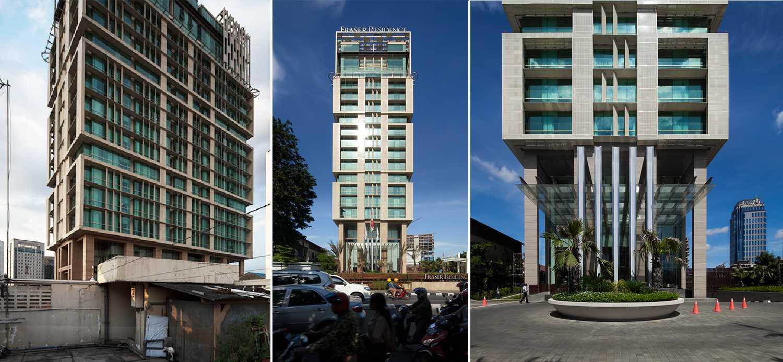 Enviro Tec Fraser Residence Menteng Jakarta Jakarta Exterior Details Modern  14700