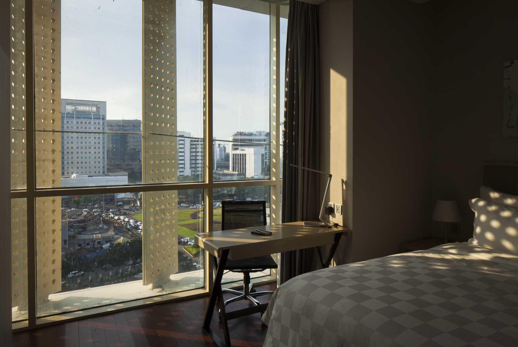 Enviro Tec Fraser Residence Menteng Jakarta Jakarta Hotel Room Modern  14722