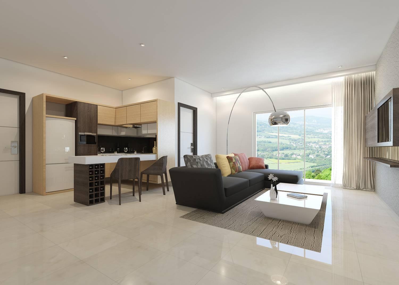 Small Space Interior Clove Garden Apartment Bandung, Indonesia Bandung, Indonesia Ceo-Suite   6440