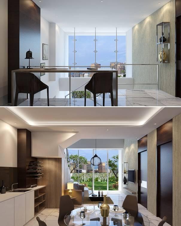 Small Space Interior Sudirman Hill  Jakarta, Indonesia Jakarta, Indonesia Dining-Table   6483