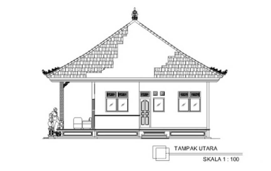 Yoga Hardika Wayan Suastika House At Sidakarya Bali, Indonesia Bali, Indonesia North View Tradisional,modern,industrial  2666