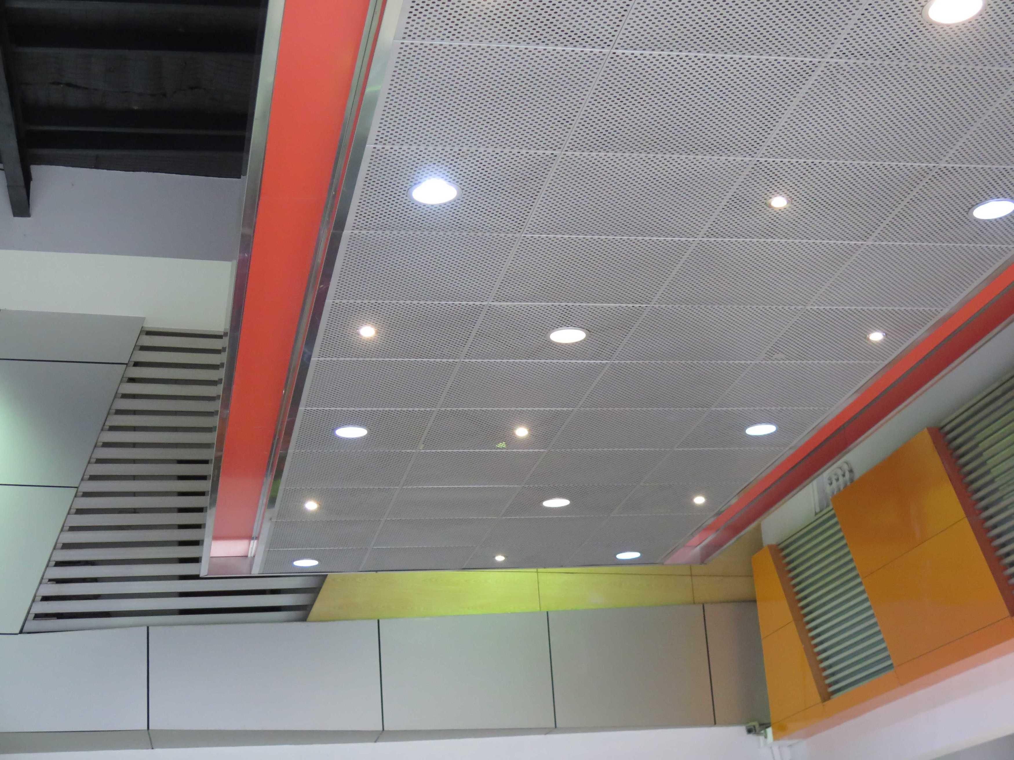 Christianto Hendrawan Omega Motor-Showroom Design Bandung Bandung Perforated Ceiling   30906